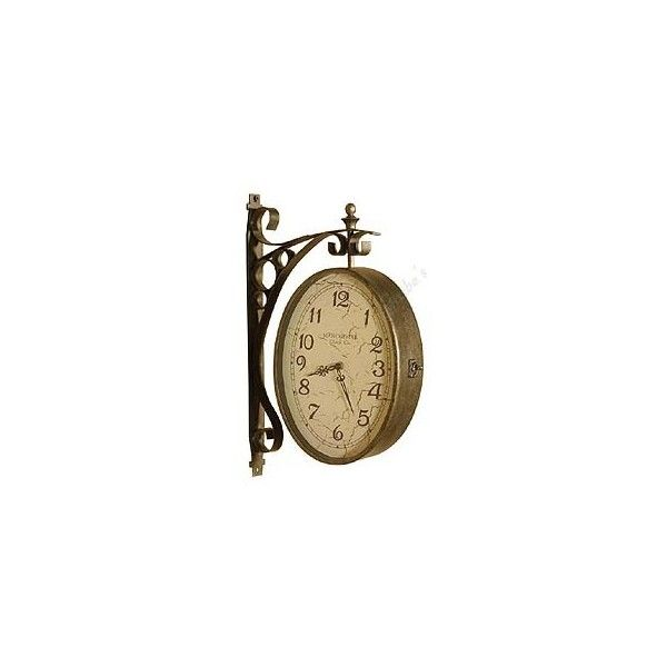 Uttermost Home Decor Accessories: Antique Finish Wall Clocks ($139 ...
