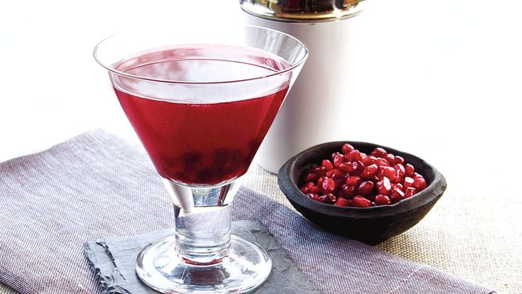 enjoy this pomegranate cosmo a perfect citrusy cocktail for halloween ...