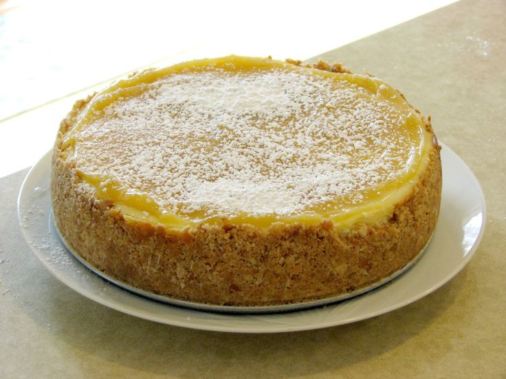 Lemon Bar Cheesecake | Cheesecake Factory | Pinterest