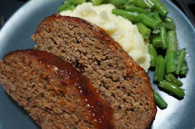 The Best Meatloaf | Food I Should Make Sometime | Pinterest