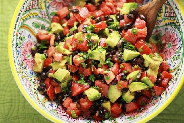 Guacamole Salad! | FOOD | Pinterest