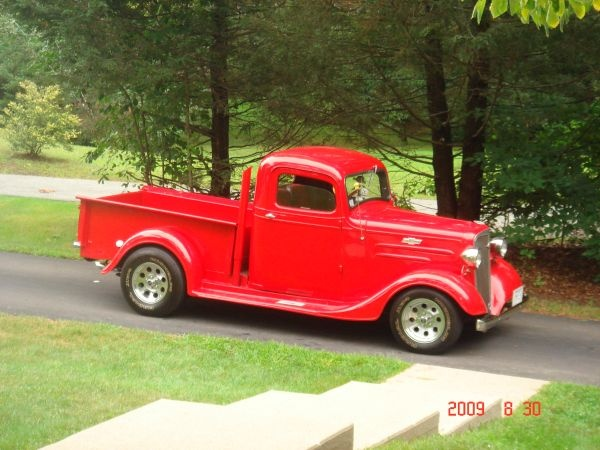 1936 Chevy Truck Craigslist Pictures to Pin on Pinterest ...