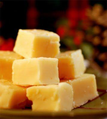 Irish Butter Vanilla Fudge