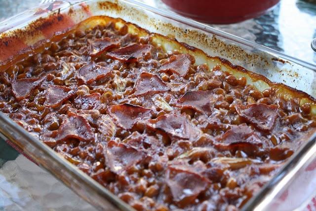 Sunny Simple Life: Grandma's Baked Beans | recipes | Pinterest