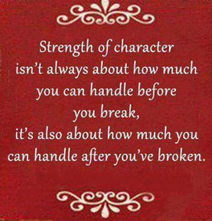 Strength quotes inspiration pinterest for Inspirational quotes about strength