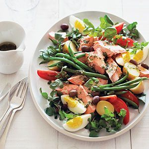 Low-FODMAP Salade Nicoise Recipe