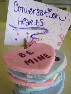 Homemade Conversation Hearts! | Holidays-Valentine's Day | Pinterest