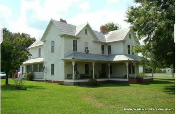 Victorian homes for sale north carolina victorian farms for sale - Farm And Country Living Historic Real Estate The Farming Edition