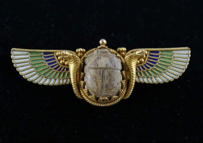egyptian winged scarab - photo #7