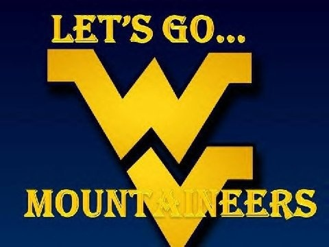 WVU Football | WV Mountaineers | Pinterest