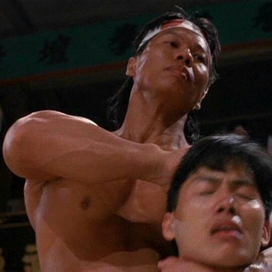 Pin by Nick negrete on Bolo Yeung   Pinterest