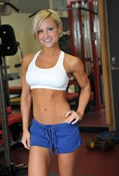 The Female Training Bible, has everything you need to know to get optimal results from the gym and the kitchen!