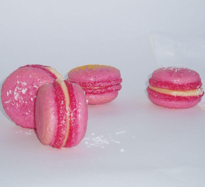 Las recetas de Sara: Macarons, paso a paso, la receta que siempre has querido tener