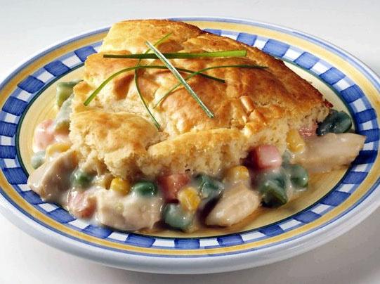 Chicken Pot Pie | I LOVE Chicken | Pinterest