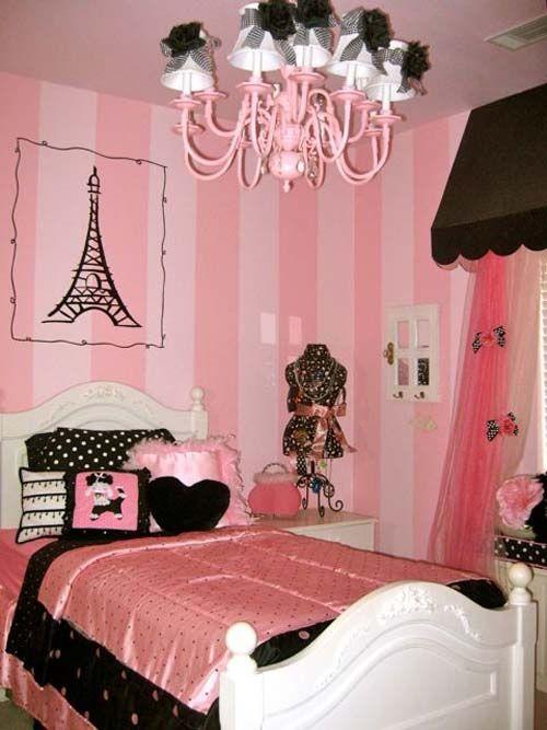 paris themed bedroom favorite places spaces pinterest