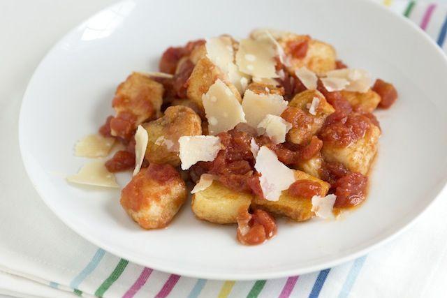 Simple Ricotta Gnocchi Recipe   Recipes   Pinterest