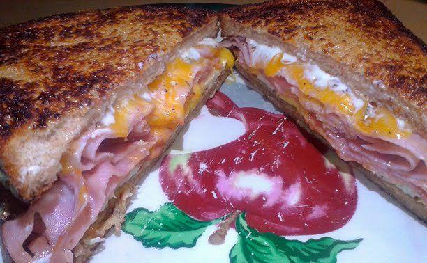French Toast Breakfast Sandwich recipe cover