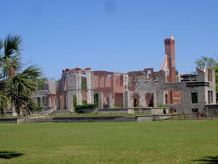 Dungeness House Cumberland Island