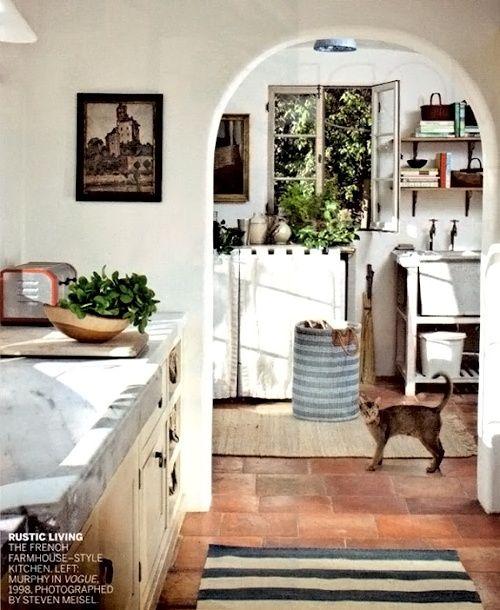 French Farmhouse-style
