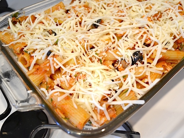 Artichoke Pasta Bake!!   Casseroles   Pinterest