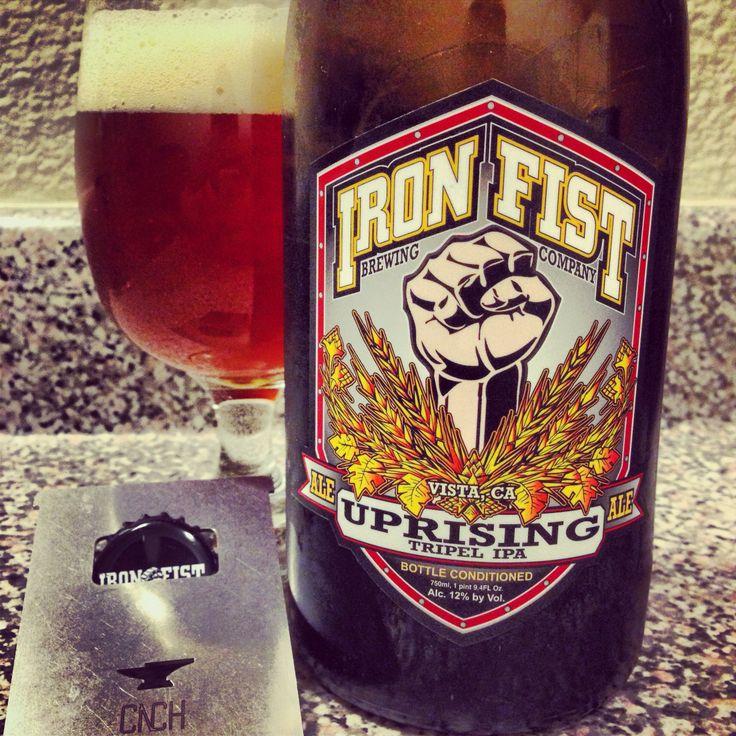 Iron fist uprising