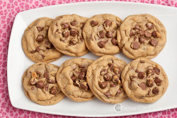 Flourless Peanut Butter Chocolate Cookie a 2 cup creamy peanut butter ...