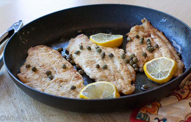 Fast and Easy Pan Fried Dover Sole | 30 Minute Meals | Pinterest