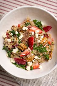 ... Crispy Prosciutto, Toasted Pecans & Feta Featured in Southern Living