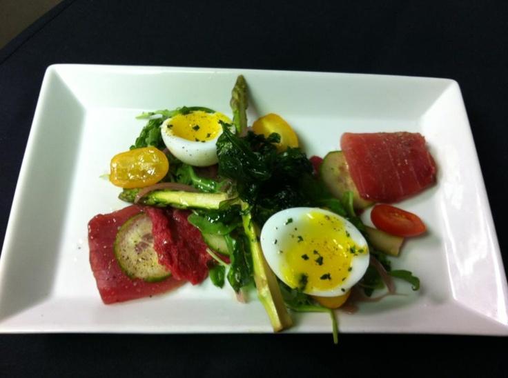 tuna and potato salad with tarragon recipes dishmaps tuna and potato ...