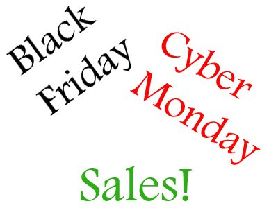 Black Friday / Cyber Monday Sales. Click through to see some great sales!    #sales #beauty #makeup #crueltyfree
