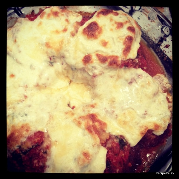 Chicken Parm with Fresh Tomato Sauce | Lunch/Dinner | Pinterest