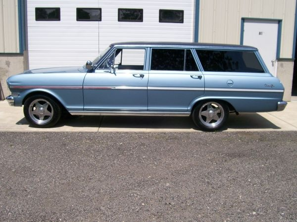 Craigslist 1962 Chevy Station Wagon | Autos Post