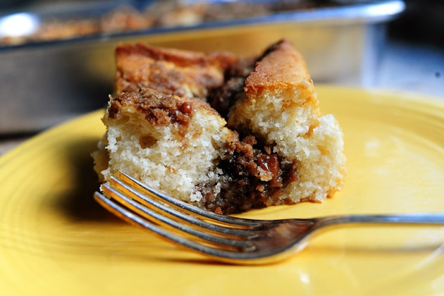 The Best Coffee Cake. Ever. | Goodies~Coffee/Fruit Cakes | Pinterest