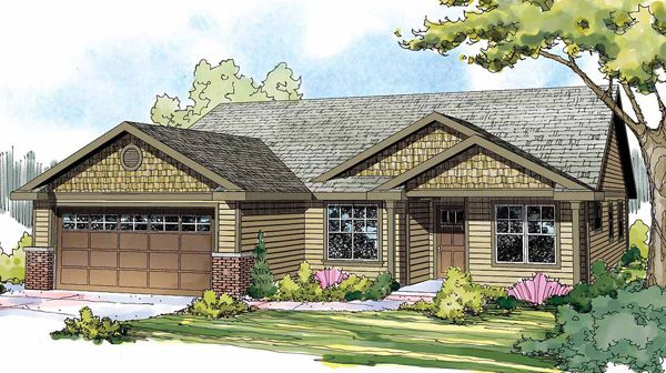 Convenient Small One Story Small Log Home Plans Ideas