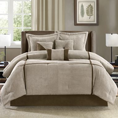 houston 7 pc comforter set jcpenney master bedroom pinterest
