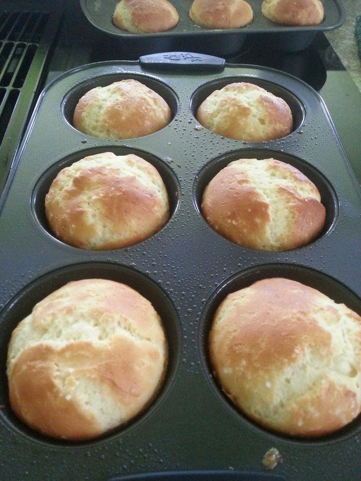 Gluten free dinner rolls #GlutenFree #Bread #Baking #Rolls http://www ...