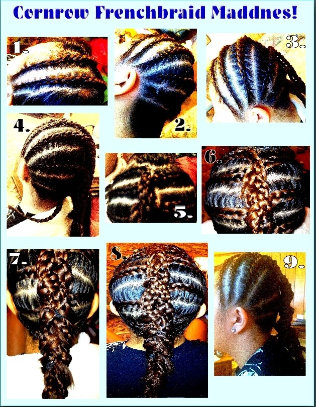how to braid hair instructions