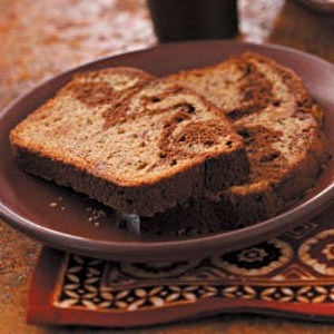 Chocolate Peanut Butter Banana Loaf | Dessert first please! | Pintere ...