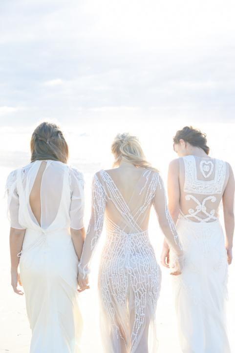 Ethereal Brides / Styled Shoot with Samara Weaving / Wedding Style Inspiration / LANE (instagram: the_lane)