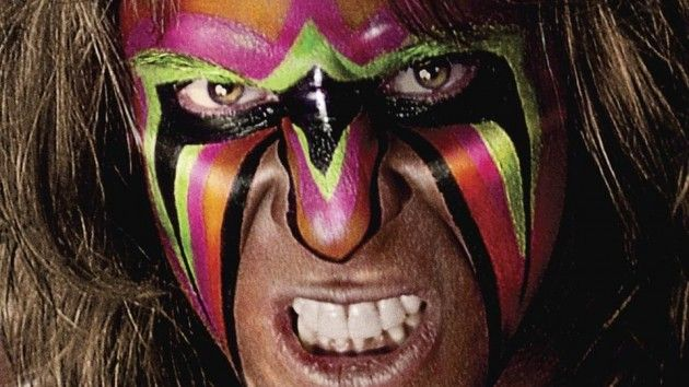 Found on entertainment-focus comUltimate Warrior Funeral Parlor