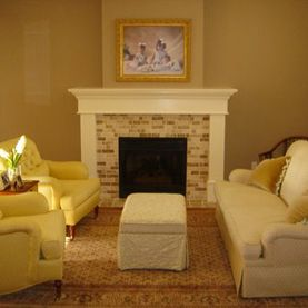 Fireplace Refacing Ideas Decorating Pinterest