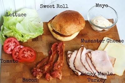 Thee Cook: Turkey BLT | Lunch Ideas | Pinterest