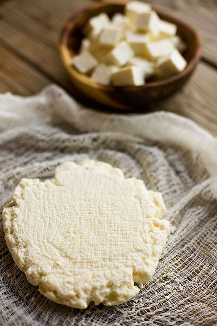 ... food made easy plus more!: How to make Paneer (Indian Cottage Cheese
