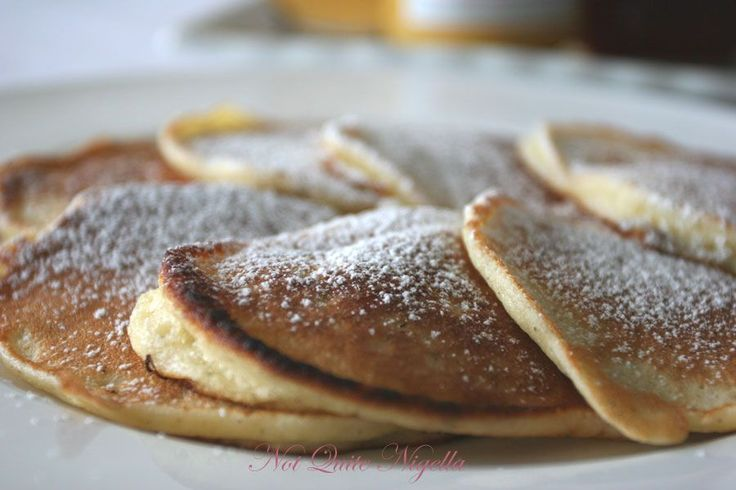 Norwegian Waffles or Pancakes | breakfast | Pinterest