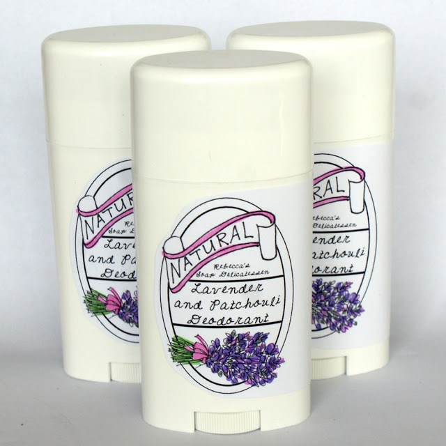 Natural lavender patchouli deodorant recipe - Homemade deodorant recipes ...