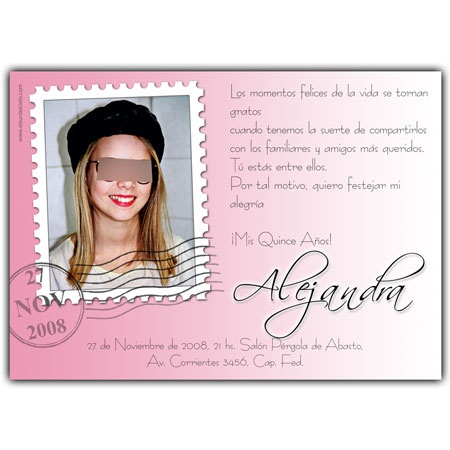 Invitations For Quinceanera with adorable invitations layout