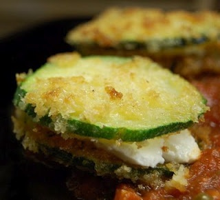 Eggplant and Goat Cheese Sandwiches | Recetas y Comidas | Pinterest