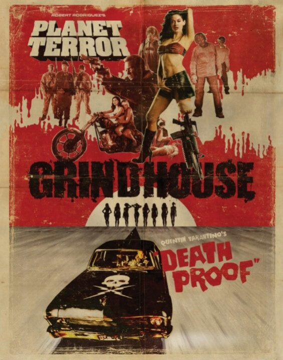 another cool quotgrindhousequot poster movie posters pinterest