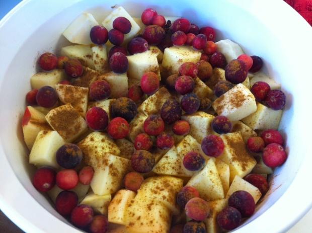 ... sweet potato casserole with bourbon honey glazed apple sweet potato