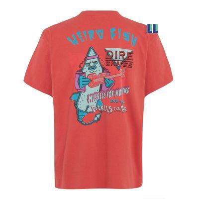 Weird Fish T-shirt Dire Skates | Weird Fish Total ...